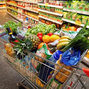 Магазины продуктов Усогорска