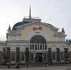 Железнодорожные вокзалы в Усогорске
