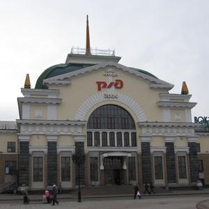 Железнодорожные вокзалы Усогорска